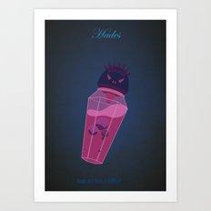 Hades | Villains do It Better Art Print