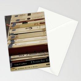 Des Livres Stationery Cards