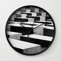 berlin Wall Clocks featuring Berlin by Studio Laura Campanella