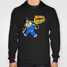 Black Lightning (Sinbad Version)  Hoody