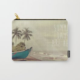 Summer Days Are Here Carry-All Pouch