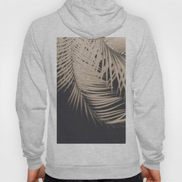 Palm Leaves Sepia Vibes #1 #tropical #decor #art #society6 Hoody