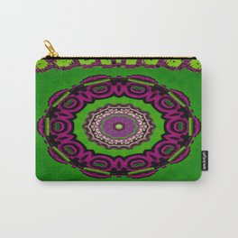 Mandala decorative and meditative Carry-All Pouch