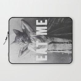EAT ME - Cat Laptop Sleeve