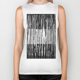 Abstract Composition 691 Biker Tank