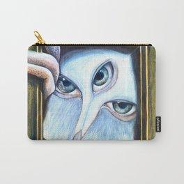Owl | Night Predator  Carry-All Pouch