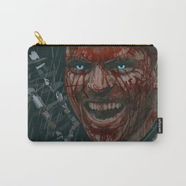 Ivar the Boneless Painting by Chris Ellis Carry-All Pouch