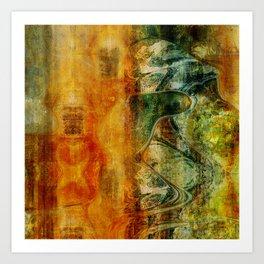 Nairobi Art Print