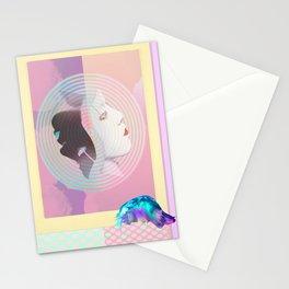 TRAPPA•KEEPA 1984 olympics Stationery Cards