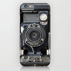 Vintage Autographic Kodak Jr. Camera Slim Case iPhone 6s