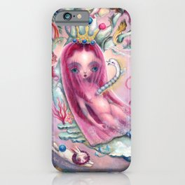 The Hurt Doll iPhone Case