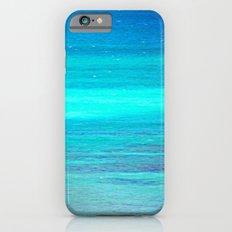The Turquoise Sea iPhone 6s Slim Case