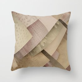 Explore colour Throw Pillow