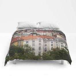 Views of Prague II Comforters