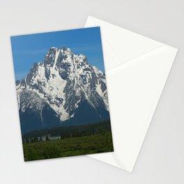 Beautiful Grand Teton NP Stationery Cards