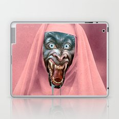 ANGER, A SELF PORTRAIT Laptop & iPad Skin