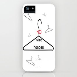 Mommy Dearest iPhone Case