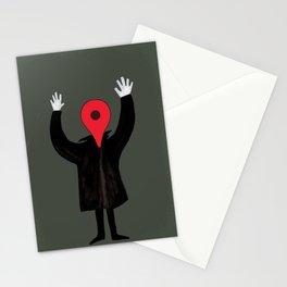 GPS Stationery Cards