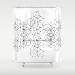 I AM 3 Shower Curtain