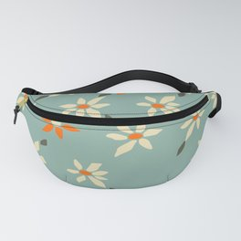 Daily pattern: Retro Flower No.11 Fanny Pack