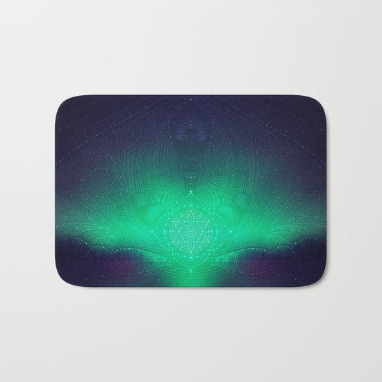 dreaming gate Bath Mat