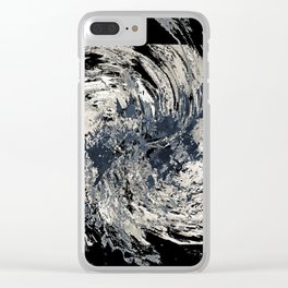 Storming Clear iPhone Case