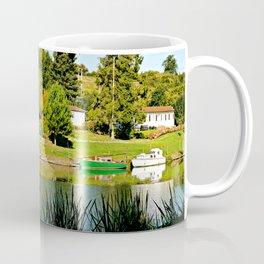 River Bank View Coffee Mug