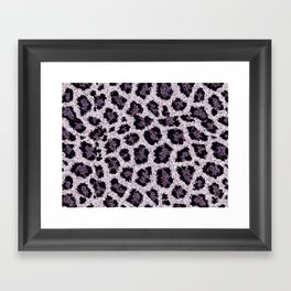 Valentino Particles Framed Art Print