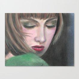 Heartbroken Canvas Print