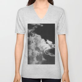 Clouds #1 Unisex V-Neck