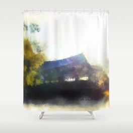 Gongsanseong Shower Curtain