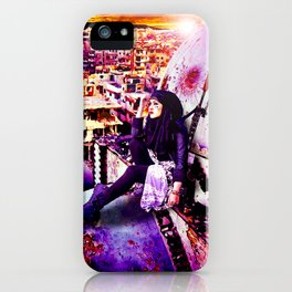 Take Me Homs iPhone Case