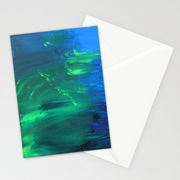 Pour Away the Ocean Stationery Cards