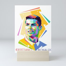 The CR7 Mini Art Print