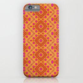 Magic Golden Carpet iPhone Case