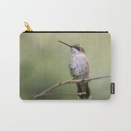 Tiny Visitor Carry-All Pouch