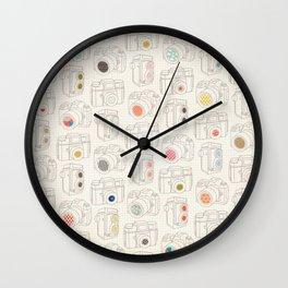 Viewfinder Wall Clock