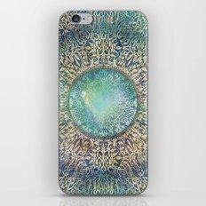 Moon Mandala iPhone Skin