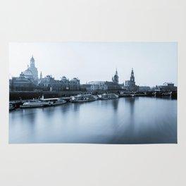 Memories in Dresden Germany Rug