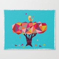 tweet, tweet! Canvas Print
