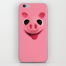 Rosa FULL iPhone Skin