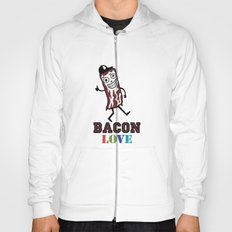 Bacon Love Hoody