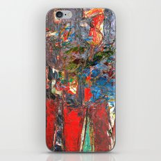 I Awoke Thinking Basquiat iPhone & iPod Skin