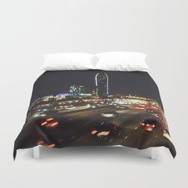 DOWNTOWN L.A. - PHOTOGRAPHY Duvet Cover