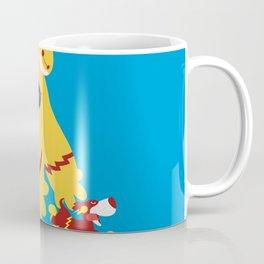 Reverse Flash x Baymax (Reversemax) Coffee Mug