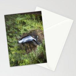 Miners Falls, Munising, Michigan. Stationery Cards
