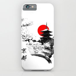 Kyoto - Japan iPhone Case