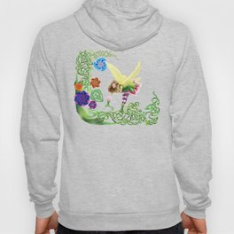 Flower Fairy Hoody