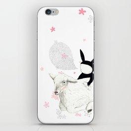 The Lamb  iPhone Skin