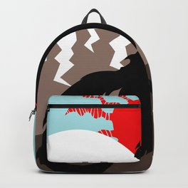 Shadow of the Kirin Backpack
